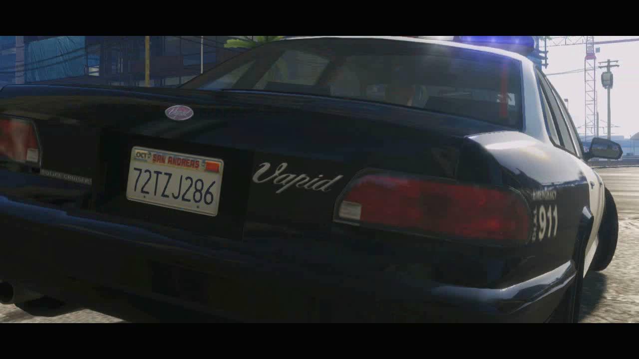 LSPD CAR